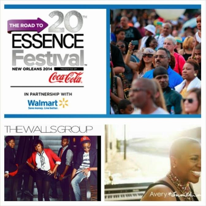 The Road To Essence Festival Event @ Walmart in Dallas TX