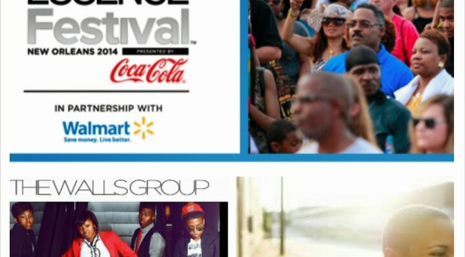 The Road To Essence Festival Event @ Walmart in Dallas TX