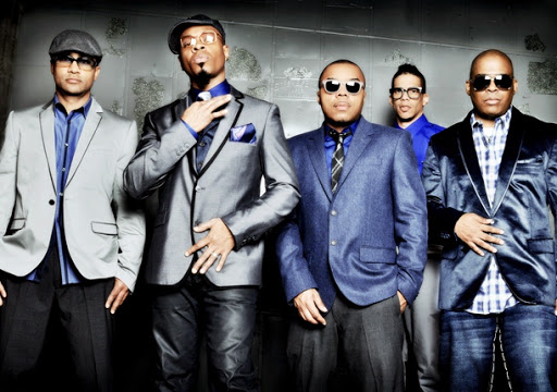 Mint Condition @ House Of Blues Dallas TX