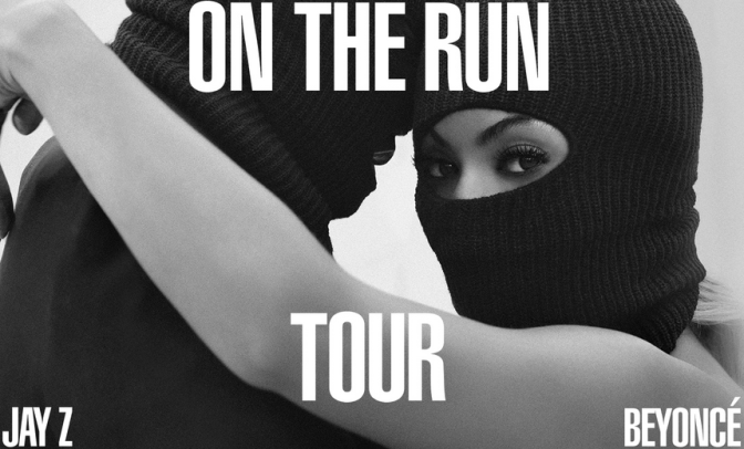 Beyonce & JayZ On The Run Tour/AT&T Stadium
