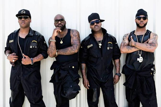 Jagged Edge @ Medusa in Dallas