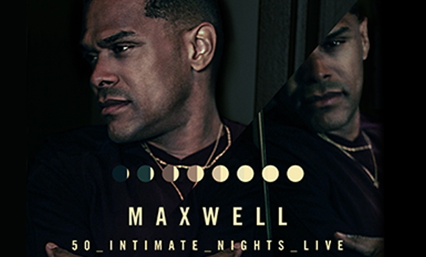 Concert Review: Maxwell 50 Intimate Nights Tour @ Toyota Music Factory